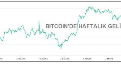 Bitcoin 58,000 dolar sınırında, Eteryum 3,000 doları aştı Eteryum